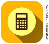 calculator vector icon  logo...