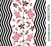Floral Seamless Pattern   Cute...