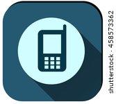 smartphone icon  vector logo...