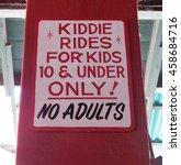 arcade signage. | Shutterstock . vector #458684716