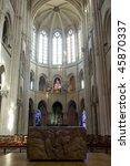 senlis  oise  picardie  france  ... | Shutterstock . vector #45870337