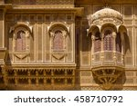 nathmalji ki haveli at... | Shutterstock . vector #458710792