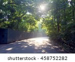 sunlight coming through the... | Shutterstock . vector #458752282