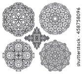 Mandala Pattern Set.vector...