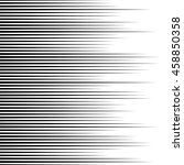 monochrome lines pattern ... | Shutterstock . vector #458850358