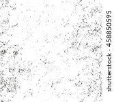 distressed overlay texture of... | Shutterstock .eps vector #458850595