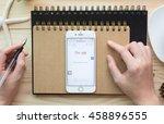 bangkok  thailand   july 26 ... | Shutterstock . vector #458896555