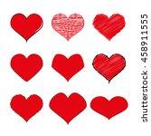 heart | Shutterstock .eps vector #458911555