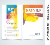 design elements template for... | Shutterstock .eps vector #458933782