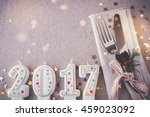 Happy New Year 2017 Table Place ...