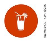 juice icon | Shutterstock .eps vector #459042985