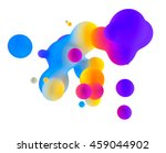 Abstract 3d Colorful Gradient...