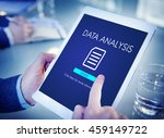 file database cloud network... | Shutterstock . vector #459149722