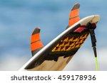 surfboard fins surfboard fins... | Shutterstock . vector #459178936