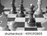 chess | Shutterstock . vector #459192805