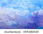 abstract oil paint texture on... | Shutterstock . vector #459280435