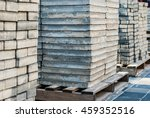 building materials and supplies.... | Shutterstock . vector #459352516