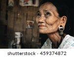 kyee chaung  myanmar   may 30 ... | Shutterstock . vector #459374872