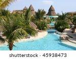 mexico riviera maya iberostar... | Shutterstock . vector #45938473
