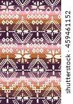 tribal navajo print over... | Shutterstock .eps vector #459461152