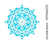 template snowflakes laser cut... | Shutterstock .eps vector #459466252