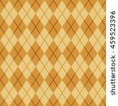 seamless argyle pattern.... | Shutterstock .eps vector #459523396