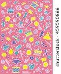 princess. typography background ... | Shutterstock .eps vector #459590866