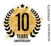 ten years golden anniversary...