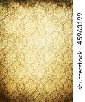 vintage background | Shutterstock . vector #45963199