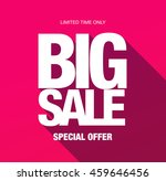 big sale icon | Shutterstock .eps vector #459646456