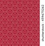 seamless islamic pattern of... | Shutterstock .eps vector #459675262