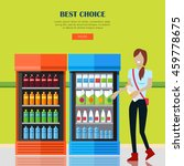best choice concept | Shutterstock .eps vector #459778675