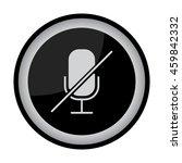 web icon. mute