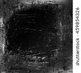 Grunge Wall Texture Black...