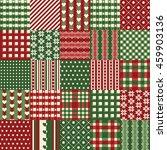 seamless patchwork background... | Shutterstock .eps vector #459903136
