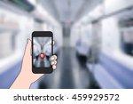 flat   material design vector ... | Shutterstock .eps vector #459929572