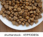 dog food plate royal pedigree...   Shutterstock . vector #459930856