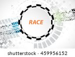 racing square background ... | Shutterstock .eps vector #459956152