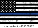 an american flag symbolic of... | Shutterstock .eps vector #459963928