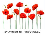 abstract background with red... | Shutterstock .eps vector #459990682