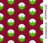 cauliflower seamless pattern....   Shutterstock .eps vector #459995182