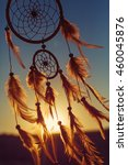 Dreamcatcher Sunset   Boho Chi...