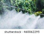 mist nozzle water spraying... | Shutterstock . vector #460062295