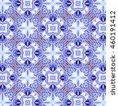 Abstract Illustration Pattern