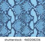 snake skin seamless vector... | Shutterstock .eps vector #460208236