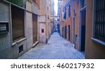 genova italy   05 january 2016  ... | Shutterstock . vector #460217932