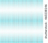 halftone effect squares.... | Shutterstock .eps vector #460238146