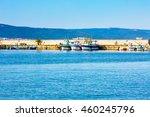 nessebar  bulgaria   july 25 ... | Shutterstock . vector #460245796