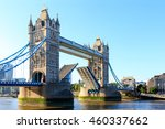 Tower Bridge In London With...