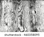 Distressed Overlay Wooden Fenc...